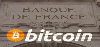 Французкий центральный банк принять Bitcoin