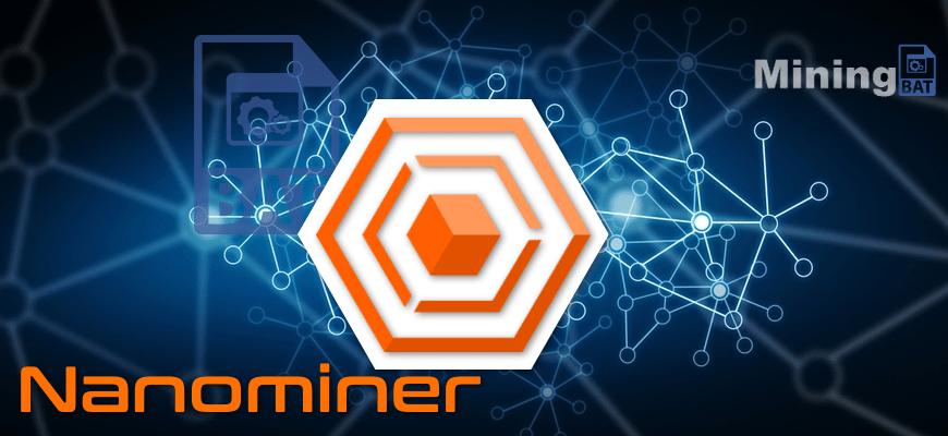 Nanominer GPU / CPU Майнер Настроить и Скачать