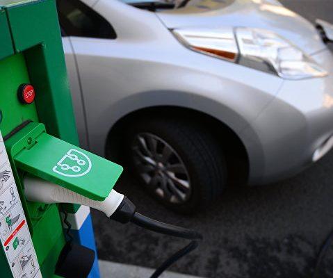 В Канаде разрабатывают электрический автомобиль, который способен майнить криптографическую валюту
