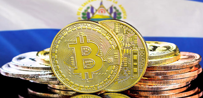 В Сальвадоре bitcoin стал официальным платежным средством. Каждому жителю дали по $30